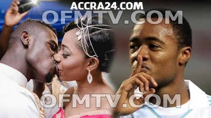 Jordan Ayew and Amanda SEX